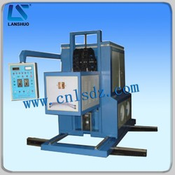 Water cooling hardening induction heating CNC hardening machine for guide rail/shaft hardening