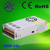 IP20 15A 24V 360W non-waterproof LED driver ,24v dc LED Power Supply With CE &RoHS 2 years warranty