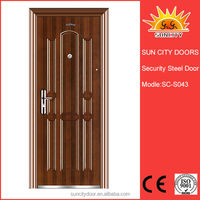 3 hour fire rated steel door designSC-S043