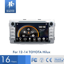 Cheap Price China Manufacturer Navigation Radio For Toyota Hilux