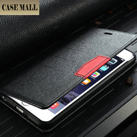 Mobile accessories PU wallet cases phone cover for iPhone6plus