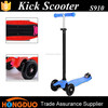New products kick double rare wheels scooter