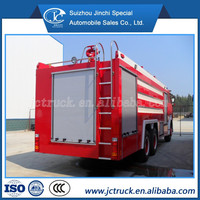 New condition and 6x4 drive wheel 4x2/4x4 12000 litre viking fire sprinkler truck price