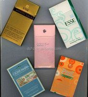 Offset printing paper cigarette packaging case