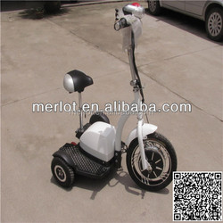 OEM! zappy scooter/3 wheels electric scooter/Tri-cycle scooter