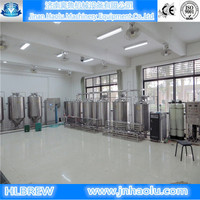 7BBL beer brewing equipment,stainless steel CE certificated beer brewery system,beer brewery plant for sale