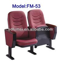 FM-53 used auditorium chair in good price