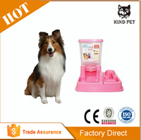 Wholesale Automatic pet feeder large capacity pet products dog feeder