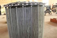 food grade stainless steel conveyor wire mesh belt