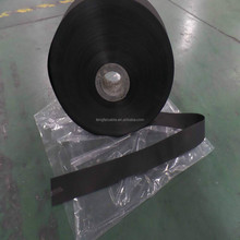 double layer semiconductive water blocking tape