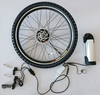 front/ rear wheel middle electric bike kit 5000 watt hub motor