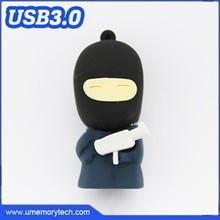 Bad man shaped 4gb+cheap+pen+drive bulk 4gb cheap pen drive wholesale 64mb usb flash drive