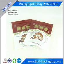 Eco-friendly Laminated PET/PP/VMPET/PE Zipper Bag