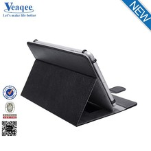 Veaqee 7 inch tablet flip cover leather case for ipad