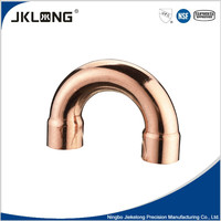 U bend pipe copper return bends copper fittings 180 degree elbow