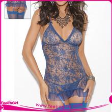 Custom Sexy Women Evening Dress Lingerie Factory Supplier