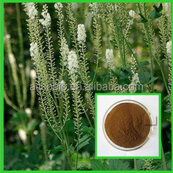 100% Natural High quality Black Cohosh Extract powder/Triterpenoid Saponins 2.5%,5%,8%