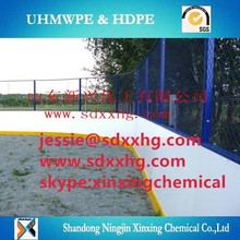impact resistant hdpe fence for Arena ice rink system/ice rink barrier/Ice Rink Barrier
