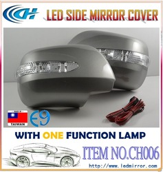 Car Specific FOR TOYOTA NOAH FRONT CAR LED SIDE REAR VIEW MIRROR COVER