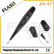 Multi-fuctional Fine Workmanship Voltage Detector Digital Electrical Test Pen