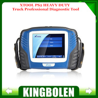 2014 Newly XTOOL PS2 Heavy Duty Truck Scanner Supporting for Iveco/Isuzu Truck Auto Diagnostic Scanner with free update on line