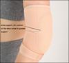 Neoprene adjustable elbow guard/elbow support brace