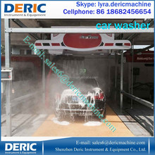 High Pressure Water Pump Car Wash With Intelligent Liquid Proportioning System