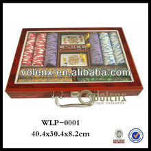 BRAND NEW Ductmate Texas HoldEm Deluxe Poker Chip Game Set Wholesale (BV&SGS)