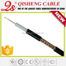 Good price best quality RG59+2C CCTV CABLE RG6 TV CABLE RG11 outdoor satellite cable satellite dish antena