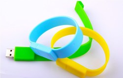 silicone wristband, usb flash drive 8gb