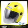 Alibaba online yellow open face helmet motorcycle part for sale