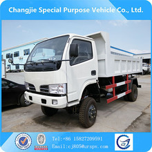 white dump truck in factory low price