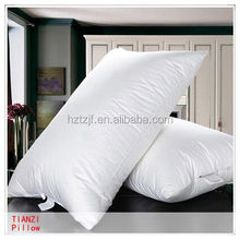 Specialized home textile manufacturer high quality fiber fill pillow