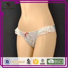 Wholesale Young Beautiful Flower Girl Sex Underwear
