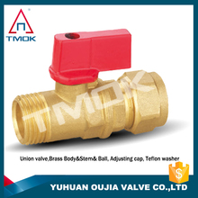 dzr valve forged polishing manual power ppr pipe fitting and hydrauic motorize nickel-plated high tightness brass ball valve