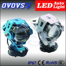 OVOVS fog flash light12W motorcycles extra light for motor, bicycle