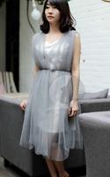 New Fashioned Luxury Fashion Professional design Fashion Girls Short Frocks Dress
