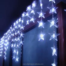 Holiday lighting festive led light white holiday tree decoration