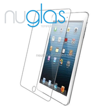 2015 new products Nuglas matte tempered glass screen protector for ipad mini 4