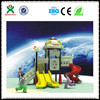 Guangdong outdoor playground residential/outdoor amusment park ride/electric playground merry go round QX-B0072