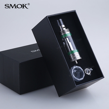 smoktech newest temperature control ni200 wire atomizer TCT Ni200 dual coil 0.15ohm