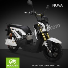 72V Sports style powerful electric scooter motorcycle 50km/h mileage range 50km/charge