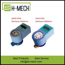 New product IC card prepaid water meter flow measuring instruments