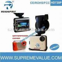 120 degree super wide angle 720p race car camera with HDMI&USB2.0