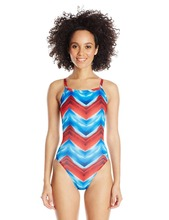Women's Pulse Flyback Performance One Piece Swimsuit swimwear Bikinis