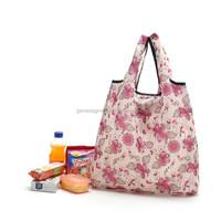 Nylon Material and Folding Style foldable shopper bag