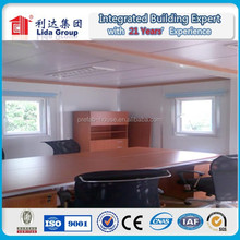 Weifang Henglida china made modular shipping container restaurant/office /camp/coffee shop for sale