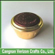 high quality control metal screw bottle cap