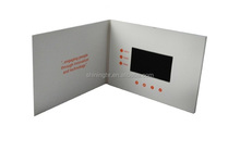 SAMPLE FREE,2.4,2.8,4.3,5,7,10.1inch TFT lcd screen video greeting card,business,invitation,video card