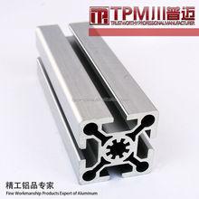 t-slot aluminum profile rail